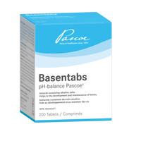 PASCOE BASENTABS Ph balance, 200 Tablets | NutriFarm.ca