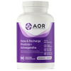 AOR Relax and Recharge, 90 Vegetable Capsules | NutriFarm.ca