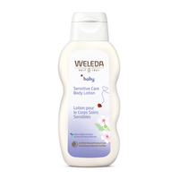 Weleda Sensitive Care Body Lotion, 200 ml | NutriFarm.ca