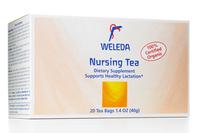Weleda Nursing Tea, 20 bags | NutriFarm.ca
