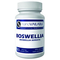 AOR Boswellia, 90 Liquid Capsules | NutriFarm.ca
