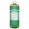 Dr. Bronner's Organic Almond Oil Pure Castile Liquid Soap, 946 ml | NutriFarm.ca