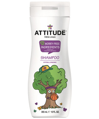 Attitude Little Ones 2-in-1 Shampoo, 355 ml | NutriFarm.ca
