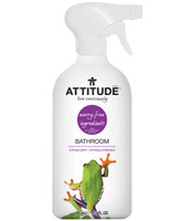 Attitude Bathroom Cleaner Citrus Zest, 800 ml | NutriFarm.ca