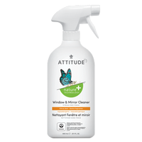 Attitude Window and Mirror Cleaner, 800 ml | NutriFarm.ca