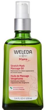 Weleda Stretch Mark Massage Oil, 100 ml   NutriFarm.ca