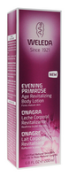 Weleda Evening Primrose Age Revitalizing Body Lotion, 200 ml | NutriFarm.ca