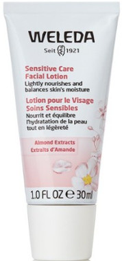 Weleda Sensitive Care Facial Lotion (Formerly Almond Soothing Facial Lotion), 30 ml | NutriFarm.ca