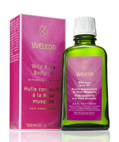 Weleda Wild Rose Body Oil, 100 ml |  NutriFarm.ca