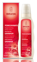 Weleda Pomegranate Regenerating Body Lotion, 200 ml | NutriFarm.ca