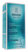 Weleda Rosemary Conditioning Hair Oil, 50 ml | NutriFarm.ca