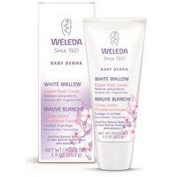 Weleda White Mallow Diaper Rash Cream, 50 g | NutriFarm.ca