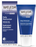 Weleda Daily Moisturizer For Men, 30 g | NutriFarm.ca