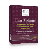 New Nordic Hair Volume, 30 Tablets | NutriFarm.ca