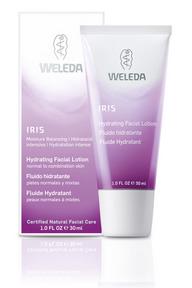 Weleda Iris Hydrating Facial Lotion, 30 ml | NutriFarm.ca