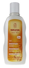 Weleda Oat Replenishing Shampoo, 190 ml | NutriFarm.ca
