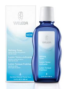 Weleda Refining Toner, 100 ml | NutriFarm.ca