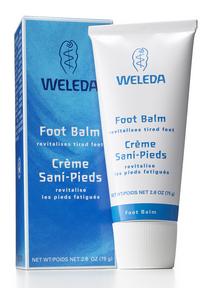 Weleda Foot Balm, 75 ml   NutriFarm.ca