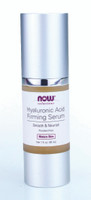 NOW Hyaluronic Acid Firming Serum, 30 ml | NutriFarm.ca