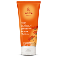 Weleda Arnica Sports Shower Gel, 200 ml | NutriFarm.ca
