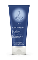 Weleda Men Active Shower Gel, 200 ml | NutriFarm.ca