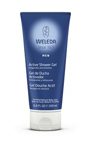 Weleda Men Active Shower Gel, 200 ml | NutriFarm.ca