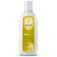 Weleda Millet Nourishing Shampoo, 190 ml | NutriFarm.ca