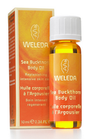 Weleda Sea Buckthorn Body Oil Trial Size, 10 ml | NutriFarm.ca