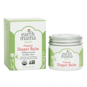Earth Mama Organic Diaper Balm, 60 ml | NutriFarm.ca