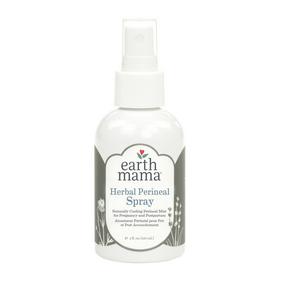 Earth Mama Herbal Perineal Spray, 120 ml | NutriFarm.ca