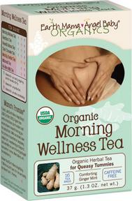 Earth Mama Mama's Morning Tea, 16 bags | NutriFarm.ca