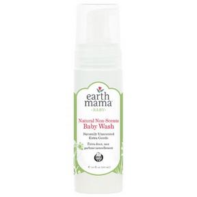 Earth Mama Non-Scents Baby Wash, 160 ml   NutriFarm.ca