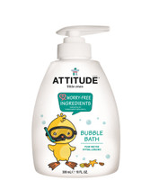 Attitude Little Ones Bubble Bath Pear Nectar, 300 ml | NutriFarm.ca
