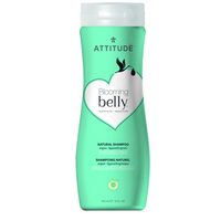 Attitude Blooming Belly Natural Shampoo Argan, 473ml | NutriFarm.ca