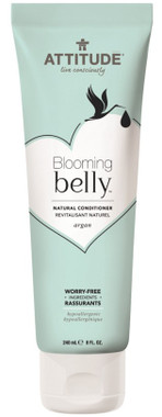 Attitude Blooming Belly Natural Conditioner Argan, 240 ml | NutriFarm.ca
