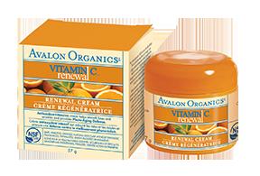 Avalon Organics Renewal Cream, 57 g | NutriFarm.ca