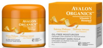 Avalon Organics Rejuvenating Oil-Free Moisturizer, 57 g   NutriFarm.ca