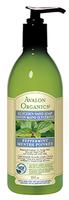 Avalon Organics Peppermint Hand Soap, 355 ml   NutriFarm.ca