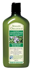 Avalon Organics Volumizing Rosemary Conditioner, 325 ml | NutriFarm.ca