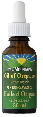 Joy of the Mountains Oil of Oregano, 30 ml | NutriFarm.ca