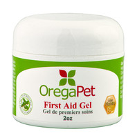 OregaPet First Aid Gel, 60 ml | NutriFarm.ca