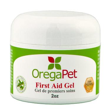 OregaPet First Aid Gel, 60 ml | NutriFarm.ca