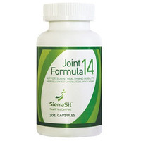 SierraSil Joint Formula14, 180 + 21 Capsules FREE | NutriFarm.ca