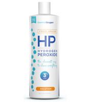 Essential Oxygen Food Grade Hydrogen Peroxide, 473 ml | NutriFarm.ca