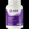 AOR Advanced B Complex, 90 Vegetable Capsules | NutriFarm.ca