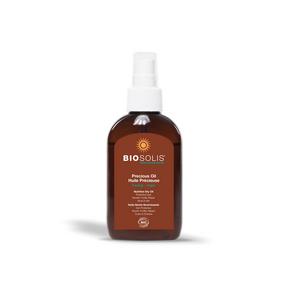 BIOSOLIS Precious Oil SPF6, 125 ml | NutriFarm.ca
