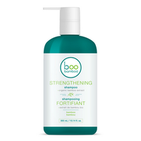 Boo Bamboo Strengthening Shampoo, 300 ml | NutriFarm.ca