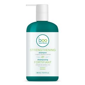 Boo Bamboo Strengthening Shampoo, 300 ml   NutriFarm.ca