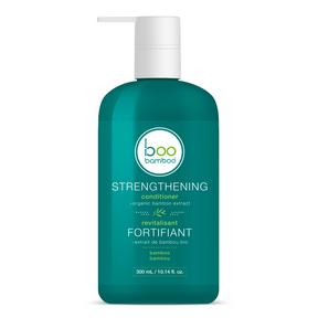 Boo Bamboo Strengthening Conditioner, 300 ml   NutriFarm.ca