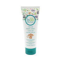 Boo Bamboo Natural Diaper Cream, 120 ml | NutriFarm.ca